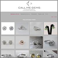 Call Me Gems, Jewellery
