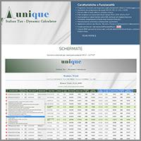 UNIQUE: Tax Software API