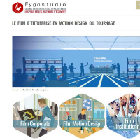 Fygostudio (Refonte + SEO + Intégration Wordpress)