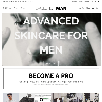 Evolution-Man Online Shop