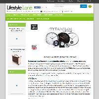 Lifestylelane E-Commerce Platform