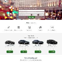 Rent-a-Car Platform