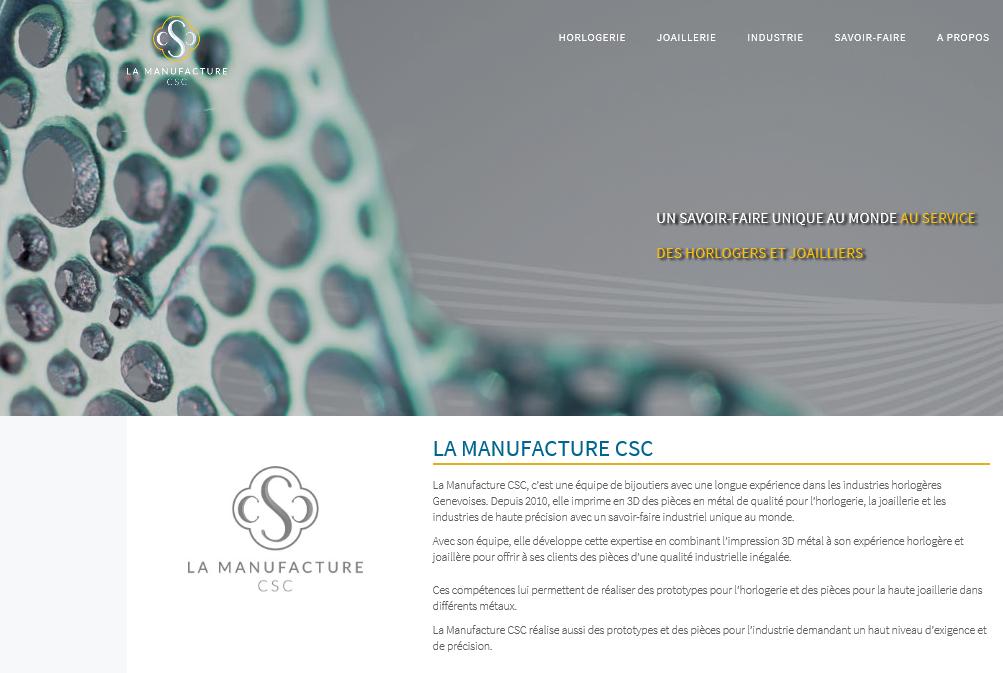 La Manufacture CSC Sàrl