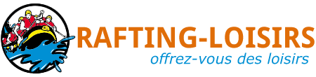 Site web de Rafting Loisirs