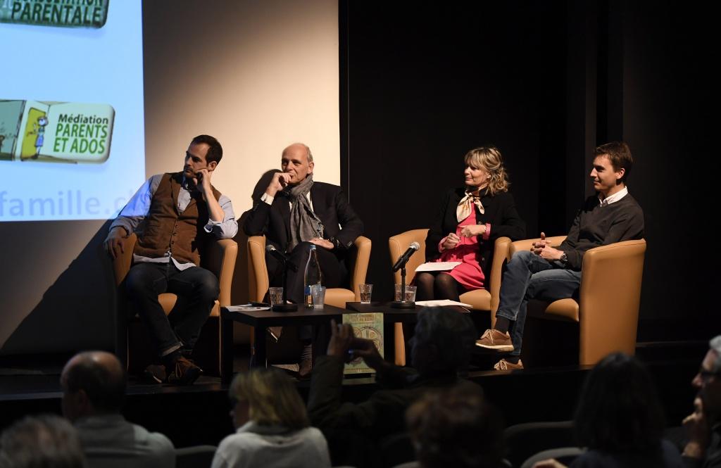 Les photos de la conférence 2017