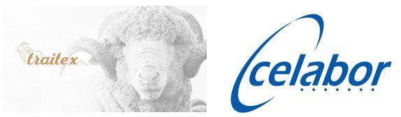 logo de traitex et logo de celabor