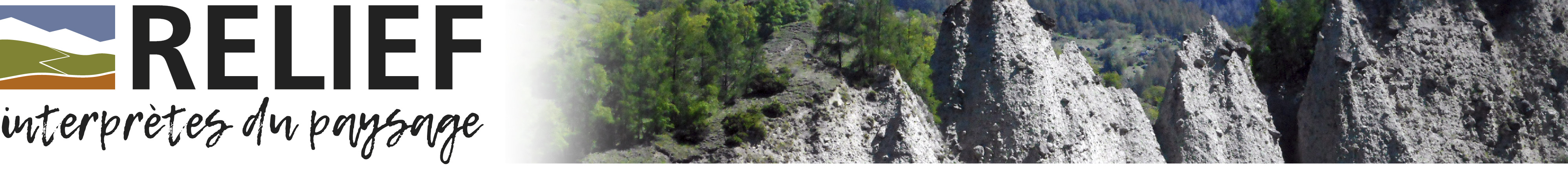 Bureau d'étude Relief | Aigle, Chevenez, Piandera