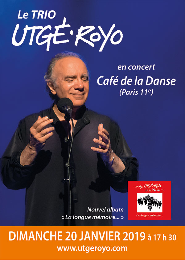 Serge Utgé-Royo - La longue mémoire...