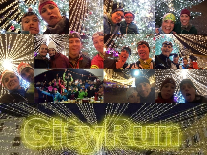 Entraînement du 17.12.2018 - City Run