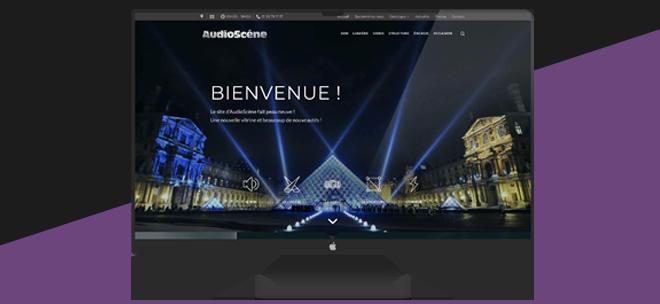Site AudioScène