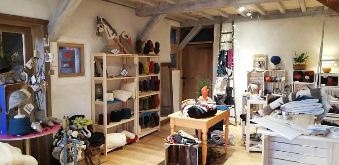 Maison des laines