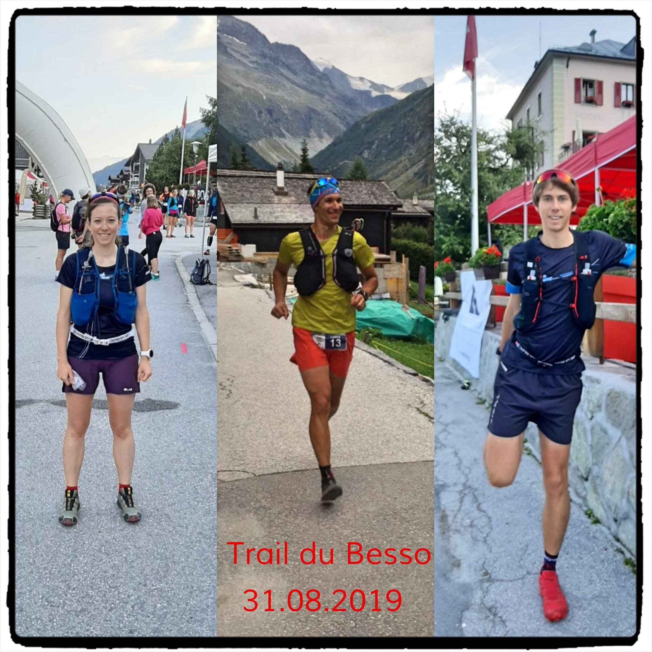 Trail du Besso