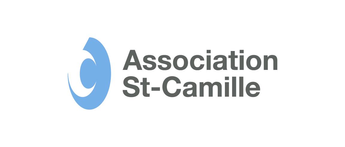 Nouveau logo de l'Association St-Camille en couleur