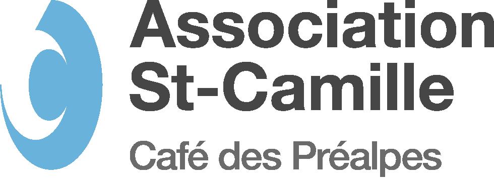 Nouveau logo pour le Café des Préalpes de l'Association St-Camille